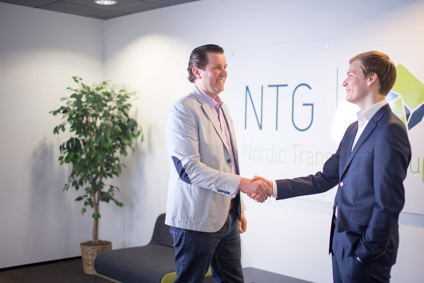 Fiiliskuva Yritykselle Nordic Transport Group, Valolink