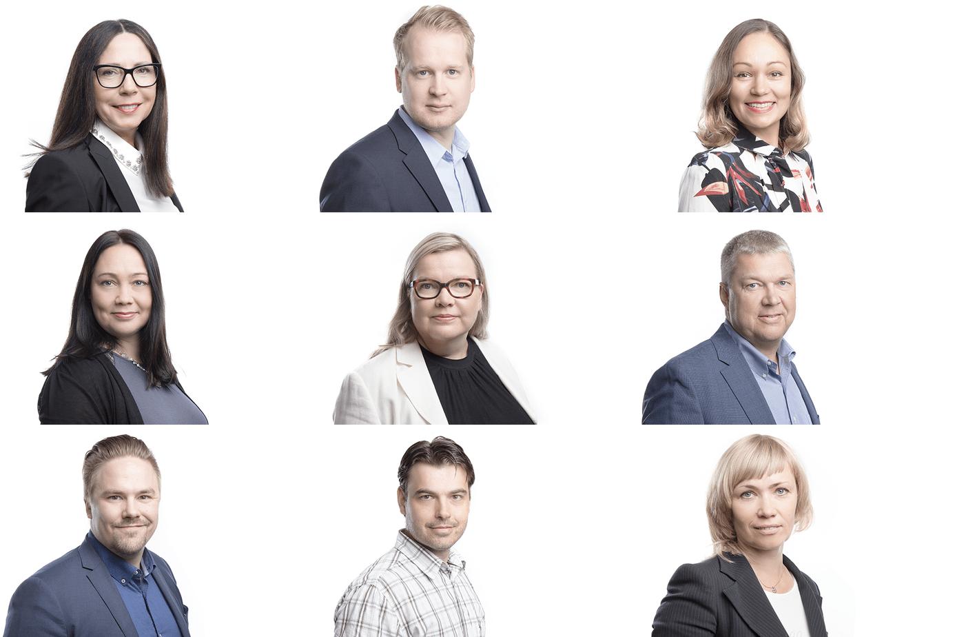 Henkilökuvaus Yritykselle Nordic Transport Group, Valolink